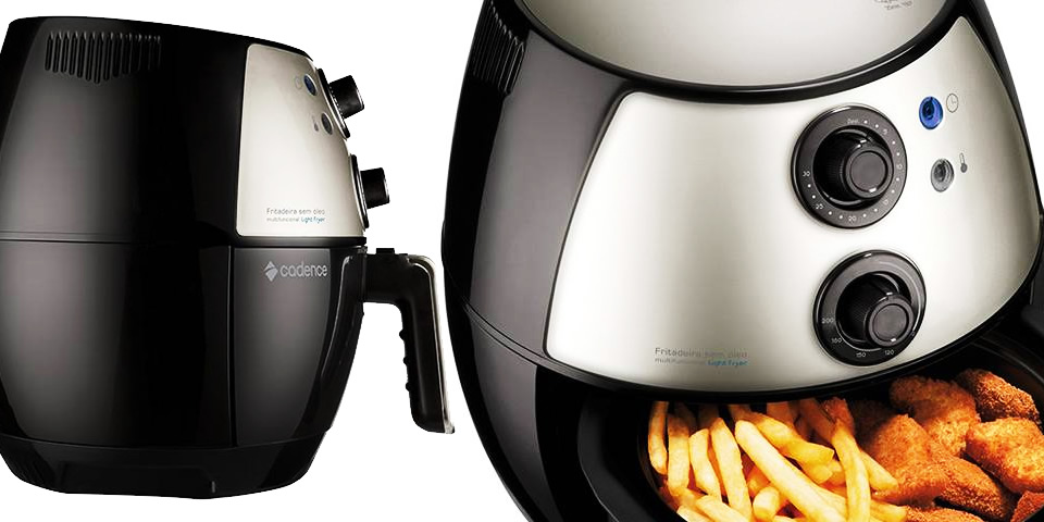 Fritadeira Cadence Light Fryer