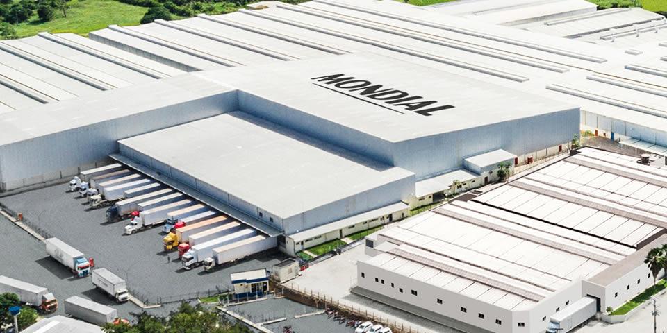 fabrica Mondial na Bahia