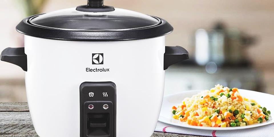 panela de arroz Electrolux